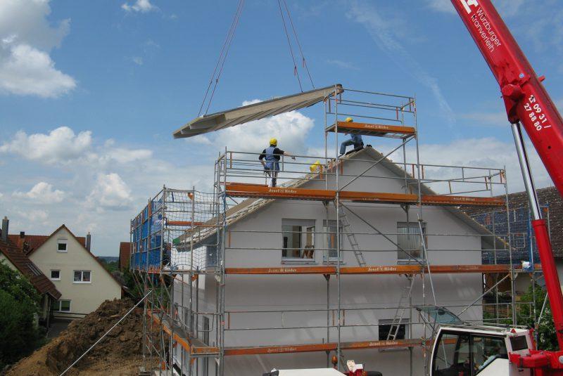 Travaux d'entretien des logements de plus en plus chers